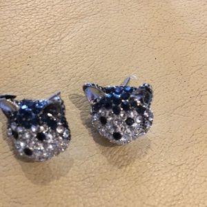 Jewelry - 🏈5/$20🏈Husky earrings